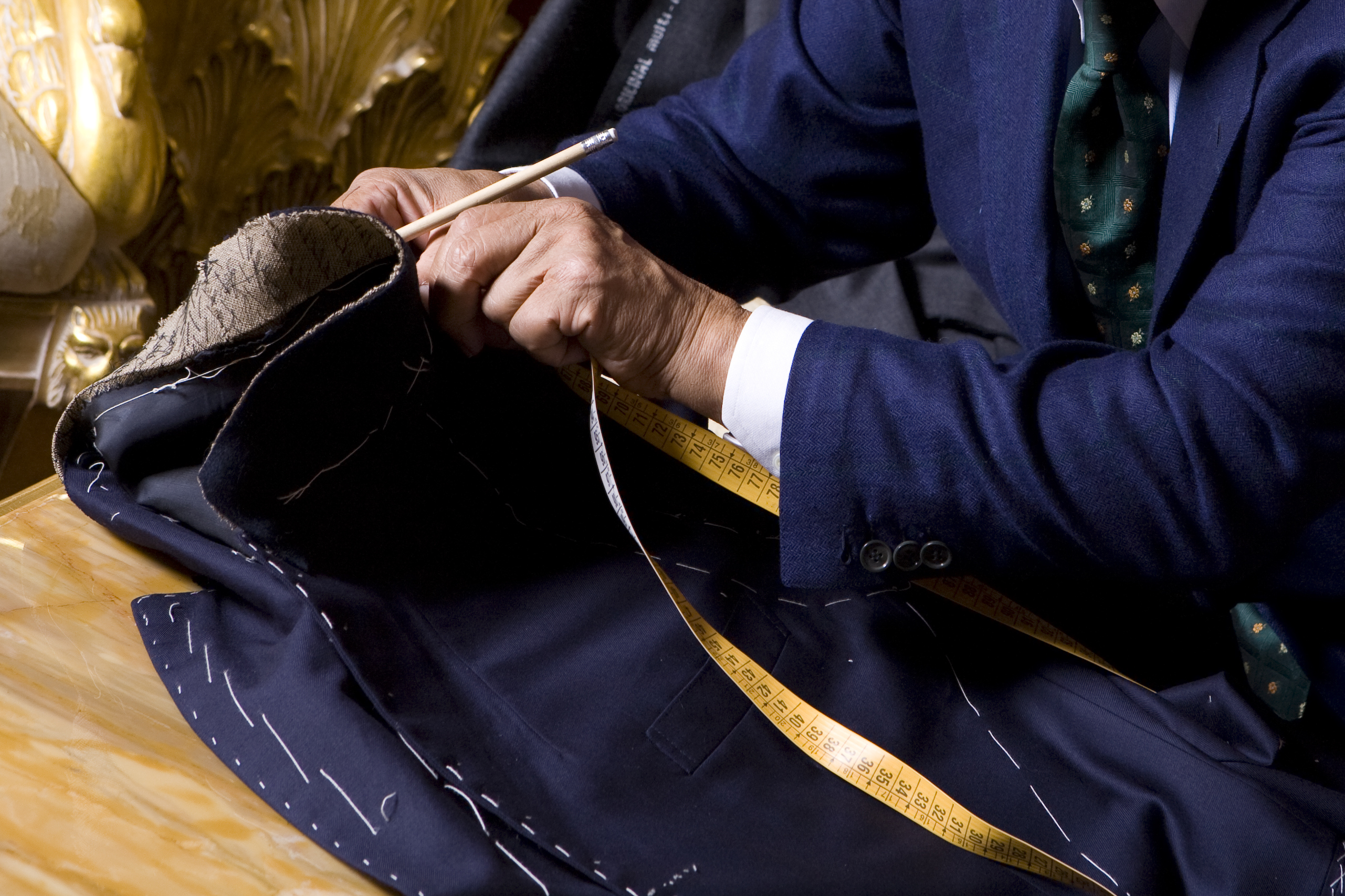 Handcrafted Custom Suits and Clothing